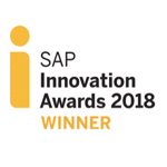 Awards & Honours Home Invest in Bilbao SAP Innovation Awards 2018